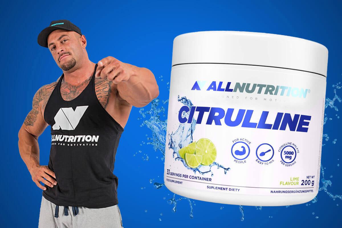 cytrulin allnutrition