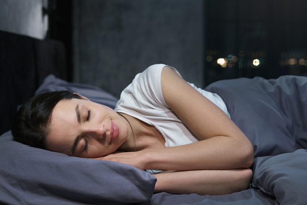 spánku