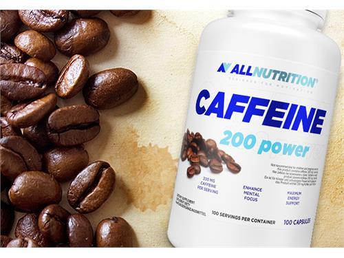 Kofein v tabletách a kapslích - jak to funguje?