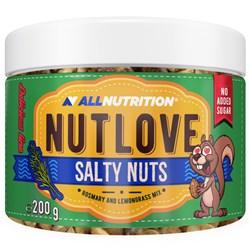 NUTLOVE SALTY NUTS Rosemary And Lemongrass Mix