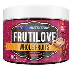 FRUTILOVE WHOLE FRUITS - CRANBERRY IN DARK CHOCOLATE