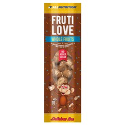 FRUTILOVE WHOLE FRUITS - RAISINS IN WHITE CHOCOLATE WITH A HINT OF COFFEE