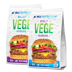 JAGLE / SPELLED VEGE BURGER