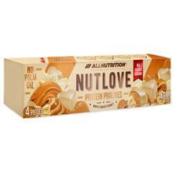NUTLOVE Protein Pralines White Choco Peanut
