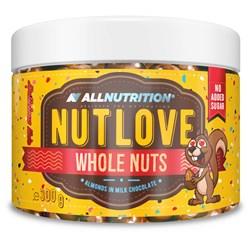 NUTLOVE WHOLENUTS - ALMONDS IN MILK CHOCOLATE