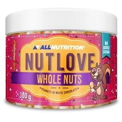 NUTLOVE WHOLENUTS - PEANUTS IN WHITE CHOCOLATE