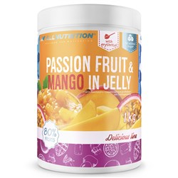 Passion Fruit & Mango In Jelly